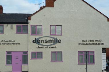 Orthodontics - Densmile Dental Care - Coventry